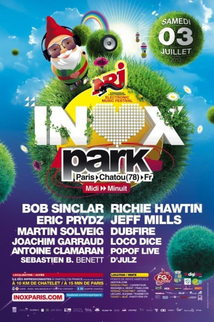 Inox Park Festival 2012
