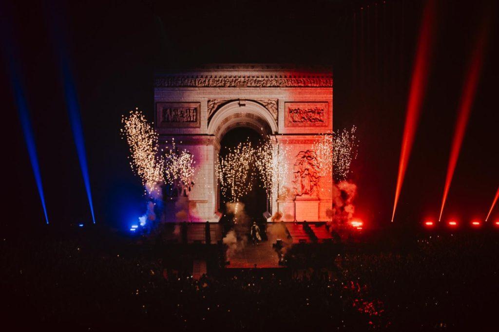 DJ Snake à la Défense Arena de Paris