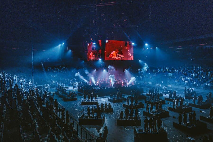 Le concept 'Arena Now' à Cologne