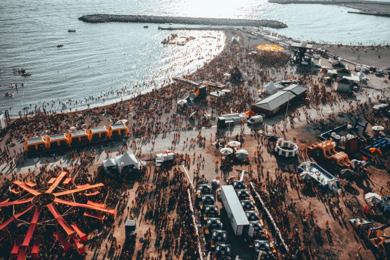 Le Delta Festival à Marseille